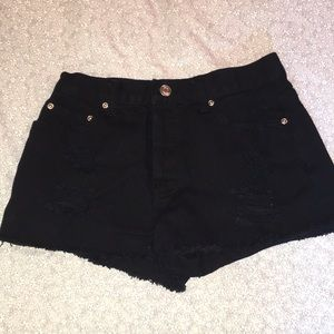 Forever 21 High waisted shorts